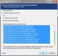 Integracja sterowników SATA za pomocą programu nLite