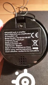 przenośny głośnik bluetooth + wyjście jack w oparciu o powerbank