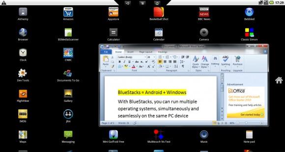 Uruchom aplikacje dla Android pod Windows dzi�ki BlueStacks