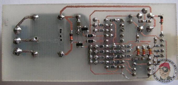 sxemy na mk Контроллер доступа на электронных ключах i Button (DS1990).
