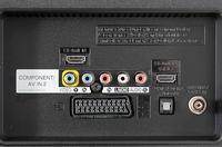 TV LG 42LN5400 - Jak podłączyć głośniki zewnętrzne