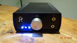 Wzmacniacz słuchawkowy na tranzystorach i wzmacniaczu operacyjnym