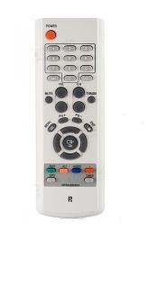 TV Samsung CZ-21M063N trub serwisowy jak wejść