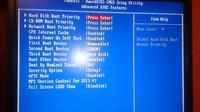 System Windows nie wykrywa dysku twardego.