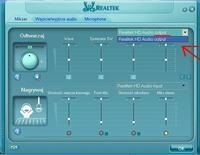 Brak dźwięku Realtek ALC892