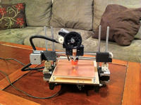 DIY drukarka 3d - THE Printrbot