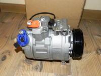 BMW E60 525d - Kompresor klimatyzacji 3 przewodowy zamiast 2 przewodowego