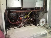 Piec dwufunkcyjny ARISTON T2-LLS 23 MI - Brak ciepłej wody użytkowej