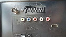 Sony KLD 32R420A - Połączenie z komputerem-dźwięk, rozdzielczość.