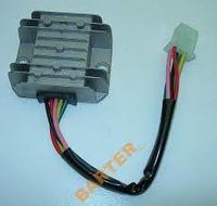 Pinouty modułów zapłonowych i regulatorów w popularnych motorowerach