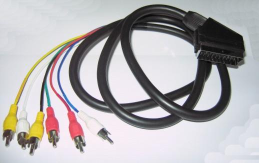 Sony kv2184 mt + tuner UPC - jak to ruszyć