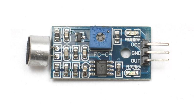 Arduino Uno - Monitoring p�aczu dziecka - wibracja
