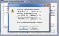 [TOSHIBA] - kopiowanie posektorowe-jak zmieni� RAW na NTFS