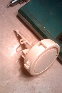 Zmywarka Whirlpool ADG 9840 - błąd F4 i próba samodzielnej naprawy