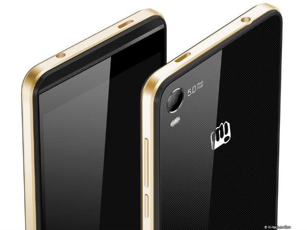 Micromax Canvas Fire A093 - 4-calowy smartfon z Androidem 4.4 za ok. 320PLN