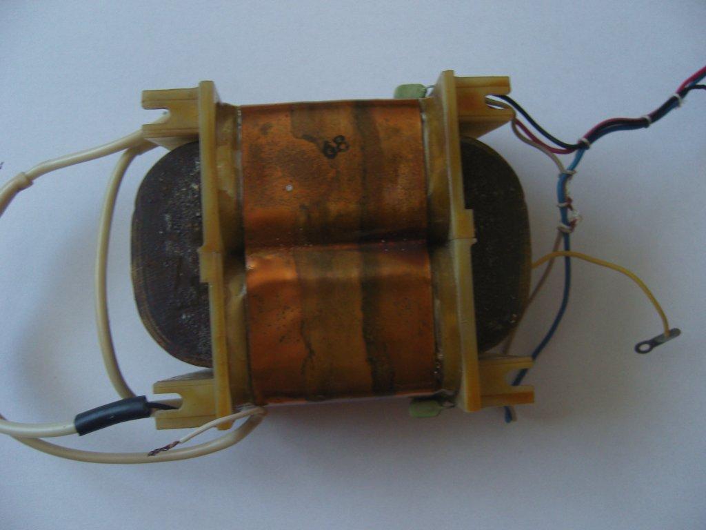 [Sprzedam] transformator trafo 120/13 - 120W, 2x 25,5V [unitra ws 442]