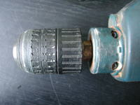 Wiertarka Haager HBM 624 - zdj�cie/wymiana uchwytu mocowania.