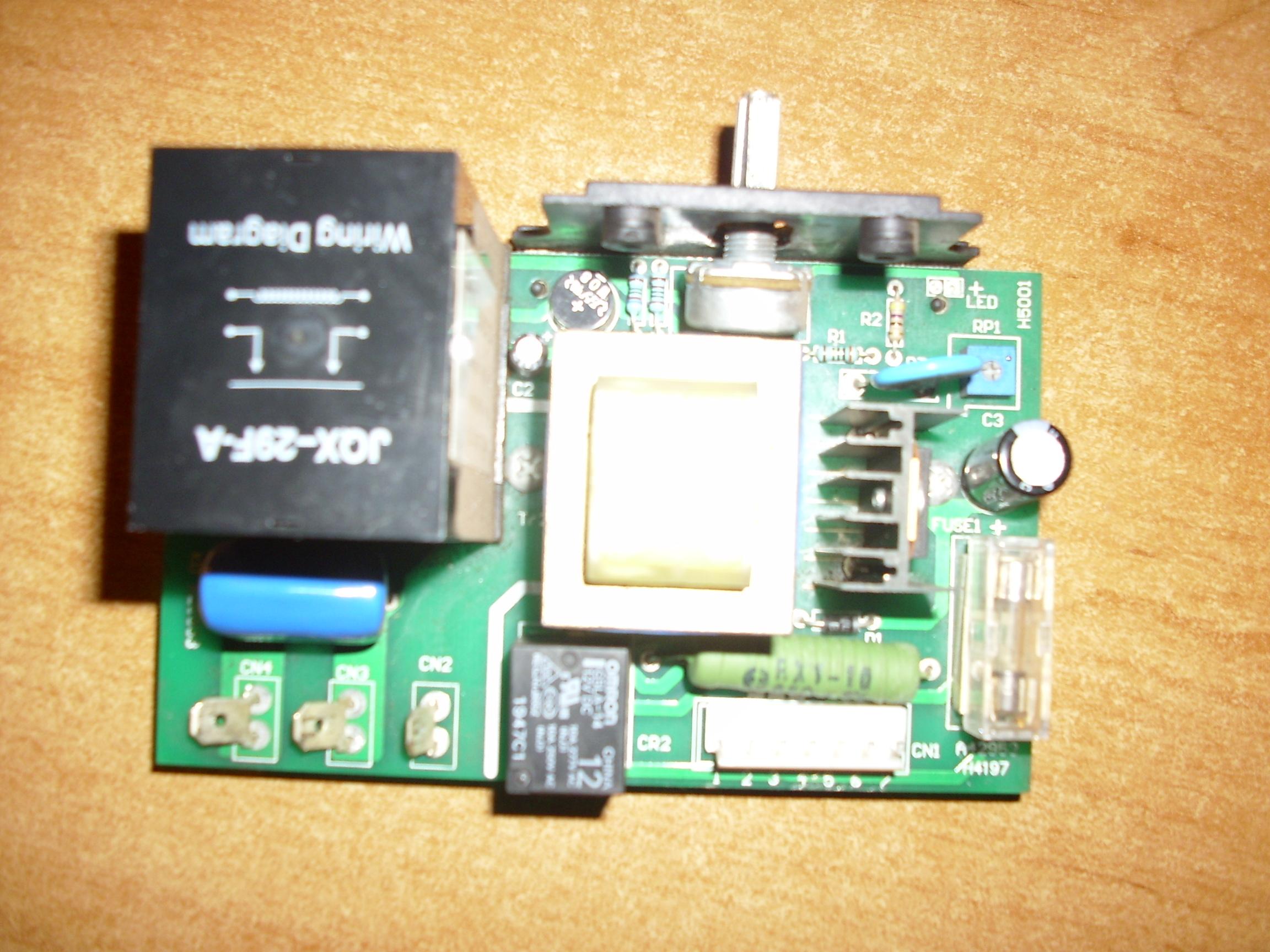 Power Mat S-Mat 200 pod��czenie w��cznika 400/230 V