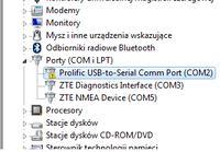 [stm32] Łączność z komputerem