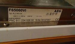 Zmywarka AEG Favorit 65060 Vi - zatrzymuje się w trakcie programu.