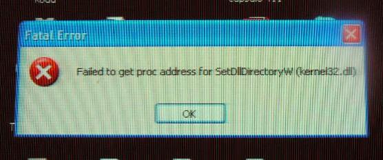 Skype b��d podczas instalacji