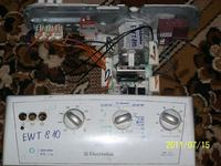 Pralka Elektrolux EWT810 -  nie dzia�a silnik
