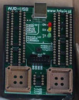 Wyb�r mikrokontrolera i programatora dla totalnie zielonego.