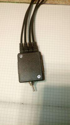 Prosty przełącznik KVM na HFD4/5