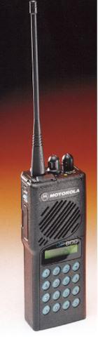 Motorola GP-600 Blokada radiotelefonu