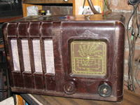 Odbiornik radiowy PIONIER U2 - cewka