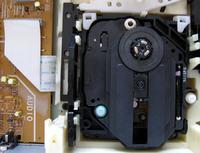 Jaki to laser? Technics SL-PD887 - kłopoty z odczytem płyt