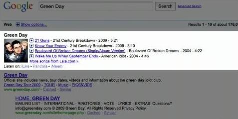 Google wyda wyszukiwarkę muzyki z bezpośrednim odtwarzaniem!