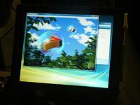 Ekran wyświetlający obraz 2D i 3D jednocześnie od Toshiba