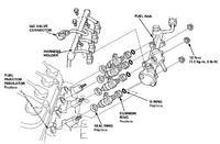 Accord V CC7 '93 - problem z pracą na benzynie.