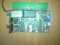 FOX F900T - spalony tranzystor i opornik, szukam oznaczeń