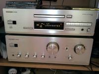Onkyo A-9711 i CD DX 7711 dobór kabli