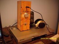Wzmacniacz słuchawkowy Klasy A - by MJR