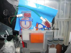 Zmywarka Fagor 1LF-019 S nie zamyka dopływu wody