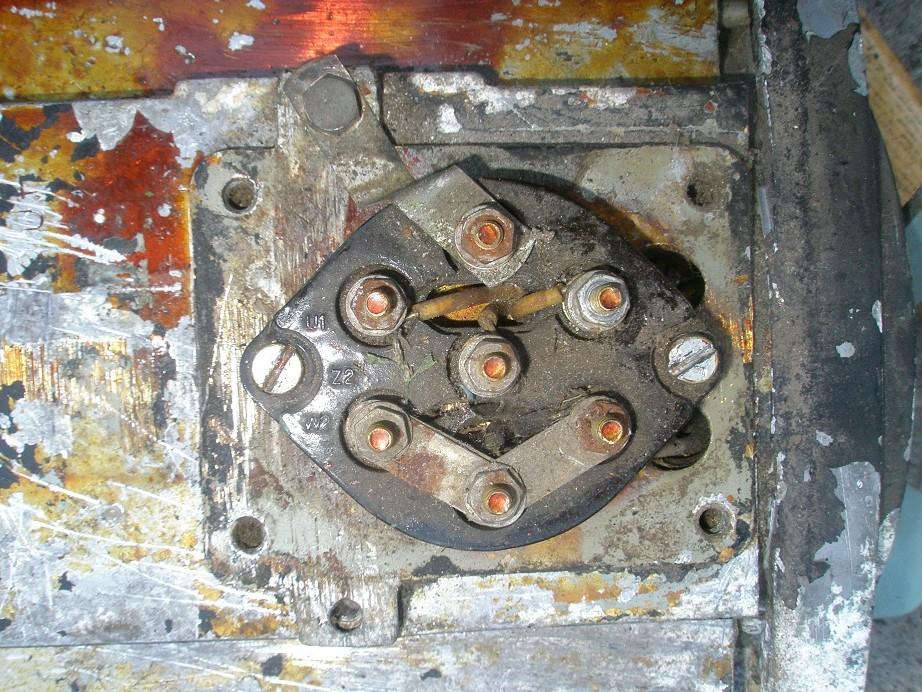 Pod��czenie silnika tr�jfazowego