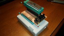 Przystawka do programatora TL866 do pamięci 27C400/27C800/27C160/27C322