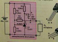 Zabezpieczenie akumulatora żelowego przed rozładowaniem