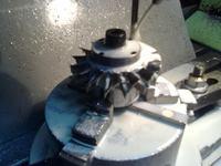 Maj�wkowy projekt - modelarski silnik odrzutowy