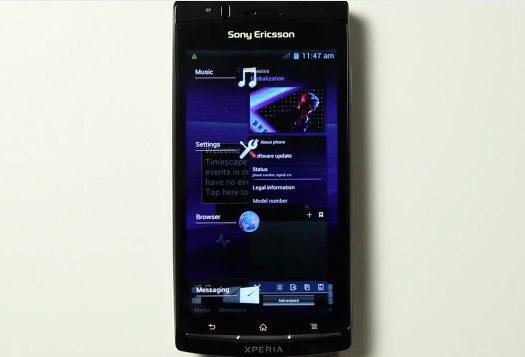Sony Ericsson wypu�ci� alpha romy Android 4.0 ICS dla smartphone'�w Xperia