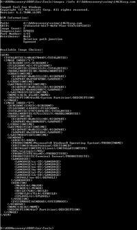 Toshiba L750-104 - nie działa ImageX.exe