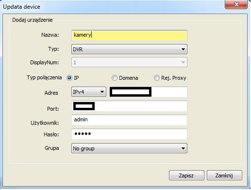 PSS v4.06 - Samoczynne zmienianie has�a w panelu przez program.
