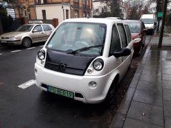 Samochód Mia Electric - doświadczenia użytkownika