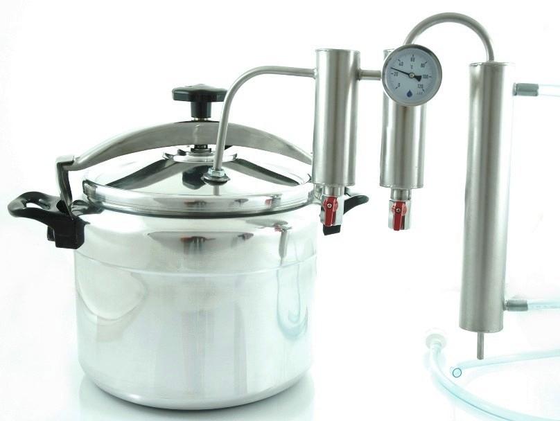 ekstrakcja , destylacja, otrzymywanie olejk�w eterycznych metod� pary wodnej