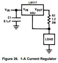 Podłaczenie diod led 3x3W + 4x1W pod 12V