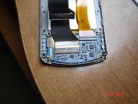 [GT-S7350]Mimo wymiany taśmy wyświetlacz nie działa