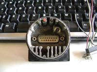 Jungheinrich EFG - Popd��czenie wska�nika roz�adowania baterii